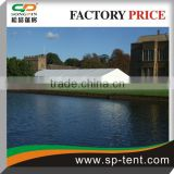 Outdoor plastic PVC Modular event tents with aluminum frame and water proof fabric for sale