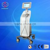 525 shoot ultrasound HIFU body contouring shape slim machine focused on deep 0.4mm fast cellulute cell explory HIFU Slim machine
