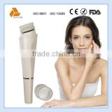 salon beauty equipment skin face care cleaner low frequency vibration massage sonic facial brush