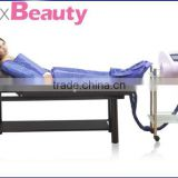 Really perfect effects far infrared pressotherapy body slimming machine sauna thermal wraps