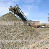 RUSSIAN STONE CHIPS/ GRAVEL / BROKEN STONE/ COBBLES FOR CONSTRUCTION
