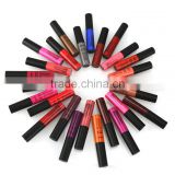 Guangzhou factory matte lipgloss make your own lip gloss private label stick lipstick kiss proof OEM/ODM service