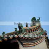 Chinese roofing products clay tiles for Mosque