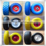 Premium Solid Rubber Wheels for Toy Wagons
