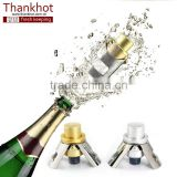 Bottle cap colorful Champagne stopper as business gift
