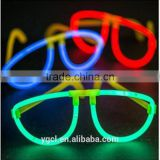 Novelty Promotional Gifts Glow Stick, Glow Glasses(EN 71, ASTM F 963)