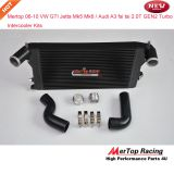 Mertop 06-10 VW GTI Jetta mk5 mk6 / Audi A3 fsi tsi 2.0T GEN2 Turbo Intercooler Kit Bar and plate type