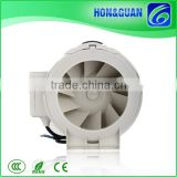 100mm silent household ventilation inline duct fan