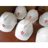 Free Shipping 30pcs/lot high ABS construction engineer work protective safety hard hat safety helmet print logo