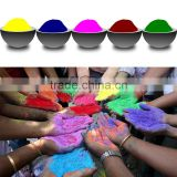 Multi Color Run Powder Holiday Equipment Powder