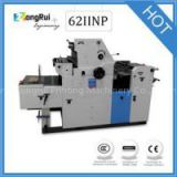 Single Color Notebook Offset Printing Machine