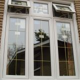 pvc window hung window double glazed home use china brand