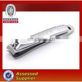 most popular custom stainless steel nail clipper with cover
