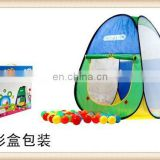 children tent with balls kids pop up tent