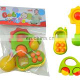 Multi-color Baby Infant and Toddler Rattles Play Set