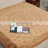 printed jaipuri bedsheets 100% cotton printed bedsheets king size print cotton fabric Bidding Set