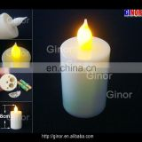 pillar led tea light