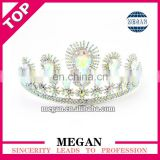 Cheap DMC rhinestone princess pageant crowns Wedding Formal Bride crown