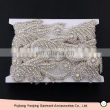 FACTORY DIRECTLY! Wholesale New Stylish trendy style crystal beaded belt with good price