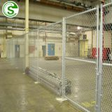 Lawn secure chain link fencing in kenya galvanized iron hot dip galvanizing diamond fence