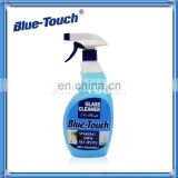 cleaning product blue color car window wash wholesale liquid glass car cleaner with spray