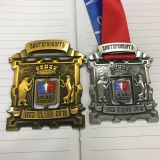 Rotation sport medals soft enamel for russia market