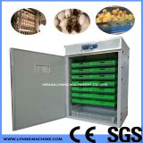 Poultry Chicken/Duck/Goose/Quail Egg Incubator Machine from China Factory