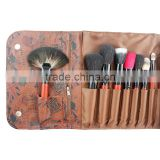 Wood makeup brushes good prices high quality beauty red wood makeup brushes Wood makeup brushes