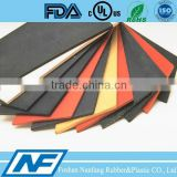 silicone sponge insulating rubber sheet