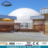 Strong frame tents for events, steel frame geodesic dome tent carpas para eventos for sale
