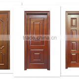 NATURAL VENEER LAMINATED WOODEN DOORS