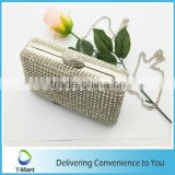 sexy lady diamond clutch evening bag for sale