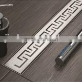 floor drain trap/shower drain grate