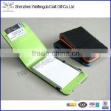fashion high quality business card holder leather chinese manufacture