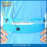 (#1 waist bag) Lightweight & Durable running bag race belt waist belt bag Running Jogging Excercise                                                                         Quality Choice
