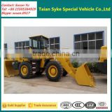 Construction Machinery ZL35 Wheel Loader Made in China                                                                         Quality Choice