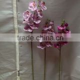 new products three size artificial butterfly orchids flowers stand for sale