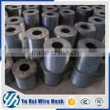 316l sintered galvanized metal wire mesh for filter disc