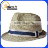 Sunny Shine straw cowboy hat straw boater hat decoration