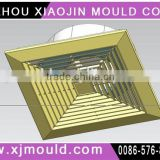 household appliance extractor fan mold,injection molds for kitchen appliance