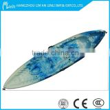 Cheapest China Plastic Canoe Fishing Kayak With Pedals wholesale