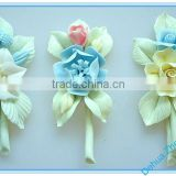Handmade customized porcelain flower crafts