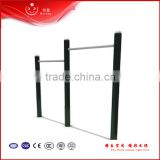 2016 New Best Double Chin Up Bars Outdoor Playground Equipment For Sale                                                                         Quality Choice