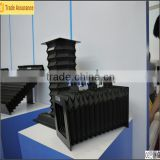Nylon accordion machine bellows
