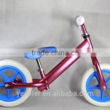 Wholesale uk electric no pedal folding aluminum balance frame bike kit bicycle for kids
