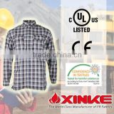 men breathable mechanic work shirts wholesale