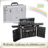 Barber Groomer Stylist Aluminum cosmetic case
