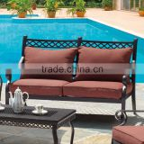 High class outdoor metal table and chairs frames furniture CA-629TC                                                                         Quality Choice