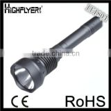 Long Range Focusing Optic System Police Rechargeable T6 led torch flashlight