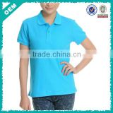 Bright colored women polo shirts, new design polo t shirt 2014, polo t shirt for women